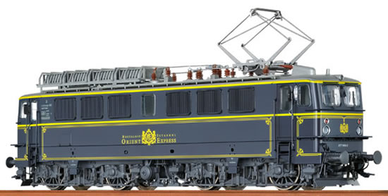 Brawa 43099 - Electric Locomotive BR 242 Orient Express