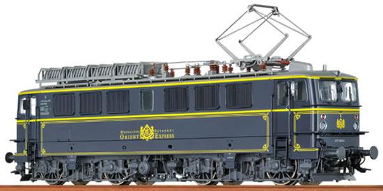 Brawa 43101 - Electric Locomotive BR 242 Orient Express (Sound Decoder)