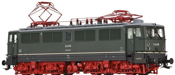 Brawa 43122 - German Elewctric Locomotive E42 of the DR (DC Analog Basic Plus)