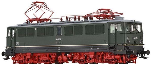 Brawa 43124 - German Elewctric Locomotive E42 of the DR (DC Digital Extra w/Sound)