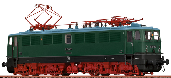 Brawa 43130 - German Electric Locomotive Class E11 of the DR