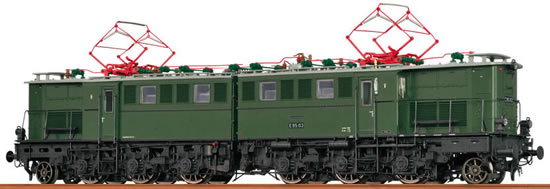 Brawa 43156 - German Electric Locomotive E95 of the DR (DCC Sound Decoder)