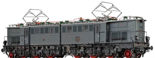 Brawa 43162 - German Electric Locomotive BR E95 of the DRG (DC Analog Basic Plus)