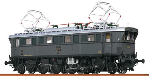 Brawa 43201 - German Electric Locomotive E75 of the DRG BASIC+