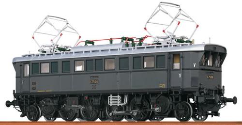 Brawa 43203 - German Electric Locomotive E75 of the DRG EXTRA (AC Sound)