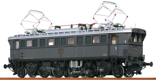 Brawa 43203 - German Electric Locomotive E75 of the DRG EXTRA (AC Sound)