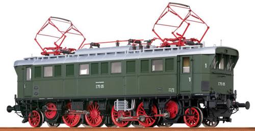 Brawa 43207 - German Electric Locomotive E75 of the DB EXTRA (AC Sound)