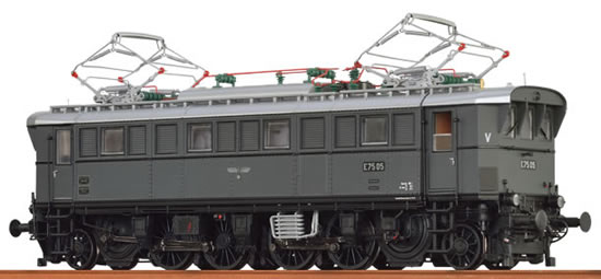 Brawa 43214 - German Electric Locomotive E75 of the DRG EXTRA (Sound)