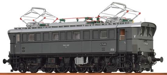 Brawa 43215 - German Electric Locomotive E75 of the DRG EXTRA (AC Sound)