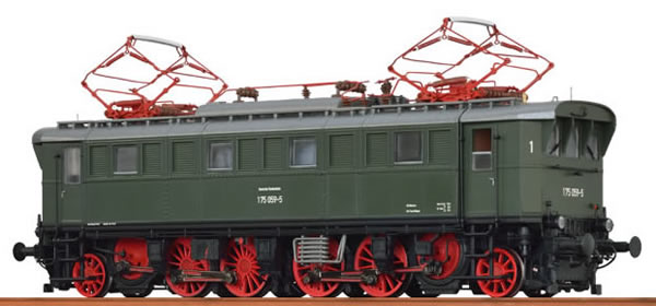 Brawa 43224 - German Electric Locomotive BR 175 Museum of the DB-AG BASIC+