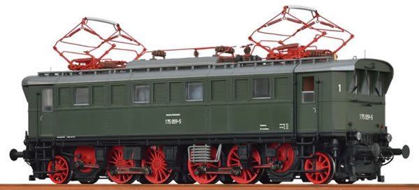 Brawa 43226 - German Electric Locomotive BR 175 Museum of the DB-AG EXTRA (Sound)