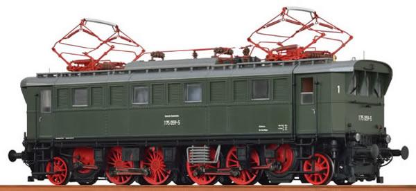 Brawa 43227 - German Electric Locomotive BR 175 Museum of the DB-AG EXTRA (AC Sound)