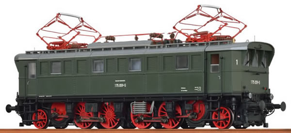 Brawa 43227 - German Electric Locomotive BR 175 Museum of the DB-AG EXTRA (AC Sound)