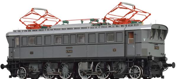 Brawa 43229 - German Electric Locomotive BR E75 of the DRG BASIC+