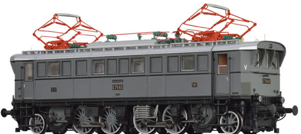 Brawa 43231 - German Electric Locomotive BR E75 of the DRG EXTRA (AC Sound)