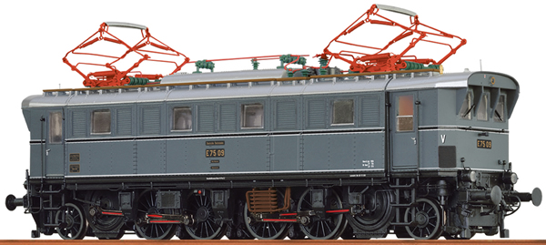Brawa 43243 - German Electric Locomotive E75 of the DB AG (AC Digital Extra w/Sound)