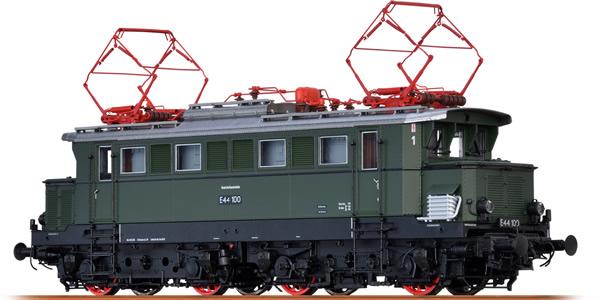 Brawa 43406 - German Electric Locomotive BR E44 of the DB (DC Digital Extra w/Sound)