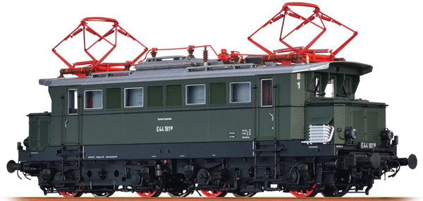 Brawa 43410 - German Electric Locomotive BR E44W of the DB (DC Digital Extra w/Sound)