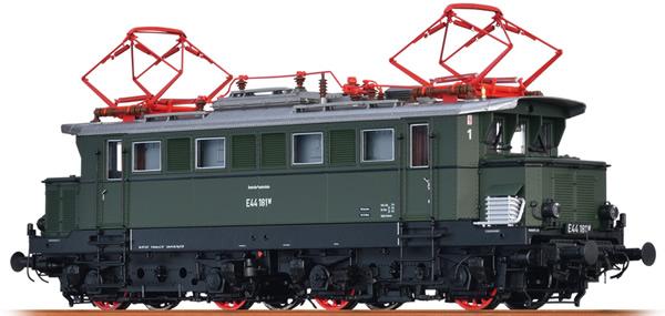 Brawa 43411 - German Electric Locomotive BR E44W of the DB (AC Digital Extra w/Sound)