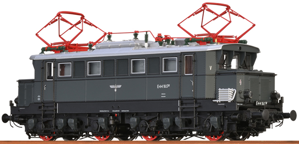 Brawa 43421 - German Electric Locomotive E44 of the DRG (AC Digital Basic plus)