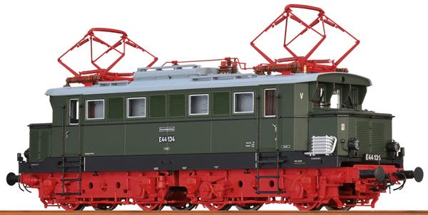 Brawa 43437 - German Electric Locomotive E44 of the DR (DC Digital Basic Plus)