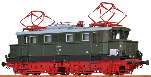 Brawa 43438 - German Electric Locomotive E44 of the DR (DC Digital Extra w/Sound)