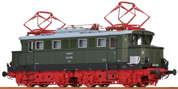 Brawa 43439 - German Electric Locomotive E44 of the DR (AC Digital Extra w/Sound)