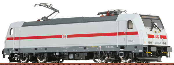 Brawa 43806 - German Electric Locomotive 146.5 of the DB