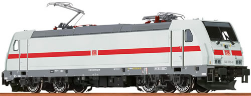 Brawa 43901 - German Electric Locomotive TRAXX BR 146.5 of the DB-AG