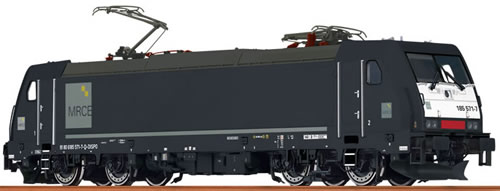 Brawa 43908 - German Electric Locomotive TRAXX BR 185.2 MRCE