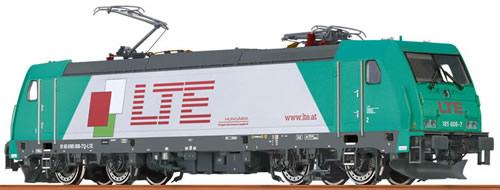 Brawa 43914 - Austrian Electric Locomotive TRAXX BR 185.2 LTE (DCC Sound Decoder)