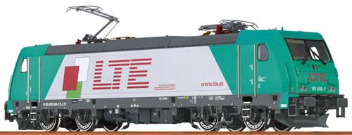 Brawa 43915 - Austrian Electric Locomotive TRAXX BR 185.2 LTE (Sound Decoder)