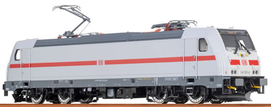 Brawa 43978 - German Electric Locomotive BR 146 TRAXX of the DB AG - BASIC+