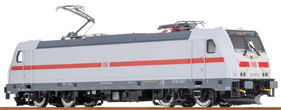 Brawa 43979 - German Electric Locomotive BR 146 TRAXX of the DB AG - AC BASIC+