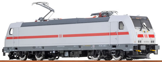 Brawa 43981 - German Electric Locomotive BR 146 TRAXX of the DB AG (Sound Decoder) - AC EXTRA