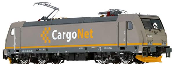 Brawa 43993 - Norwegian Electric Locomotive CE 119 CargoNet EXTRA (AC Sound)