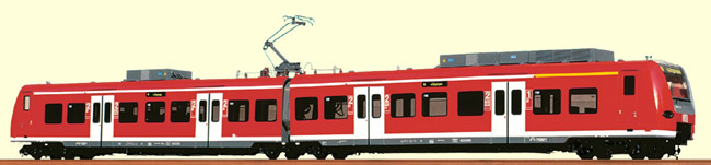 Brawa 44103 - H0 Railcar BR 426 DB, V, AC/S