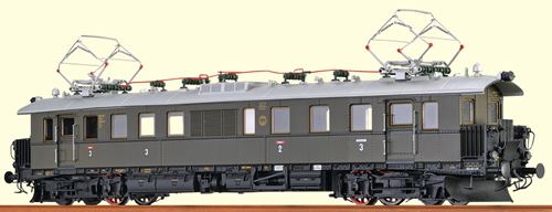 Brawa 44147 - H0 Railcar elT DRG, II, AC