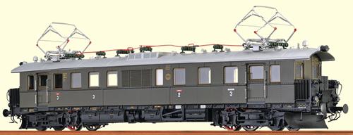 Brawa 44149 - H0 Railcar elT DRG, II, AC/S