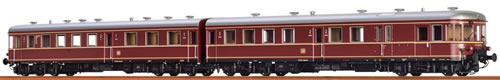 Brawa 44210 - German Railcar VT45.5 of the DB (DCC Sound Decoder)