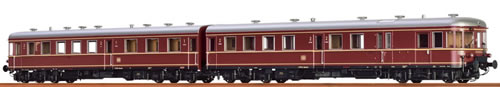 Brawa 44211 - German Railcar VT45.5 of the DB (Sound Decoder)