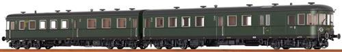 Brawa 44214 - German Railcar VT137 of the DRG (DCC Sound Decoder)