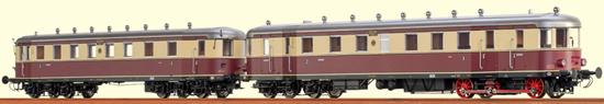Brawa 44351 - HO Railcar VT137, VB 147 DRG,