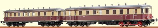 Brawa 44352 - HO Railcar VT137, VB147 DRG,