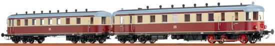 Brawa 44359 - HO Railcar VT137, VB147 DR, I