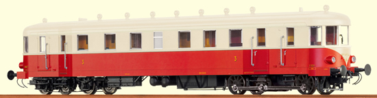 Brawa 44364 - HO Railcar VT137 SNCF, III, D