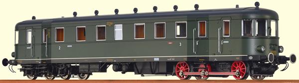 Brawa 44371 - German Diesel Railcar VT 137 of the DRG