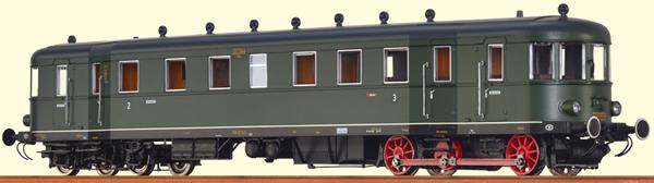 Brawa 44372 - German Diesel Railcar VT 137 of the DRG (DCC Sound Decoder)