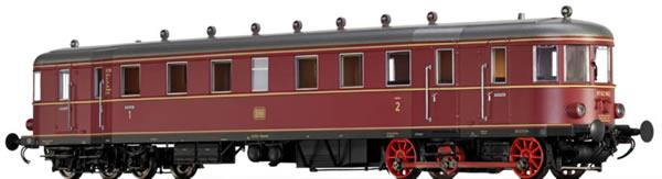 Brawa 44377 - German Diesel Railcar VT62.9 of the DB (AC Sound)