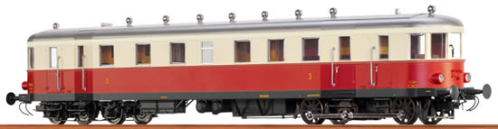 Brawa 44392 - French Diesel Locomotive VT 62.9 of the SNCF (DCC Sound Decoder)